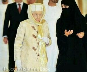 beauty, hijab, and jilbab image