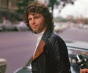 70s, Jim Morrison, and music image