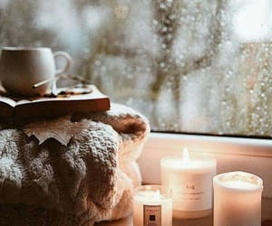 candle, autumn, and cozy image