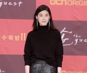 black and korea image