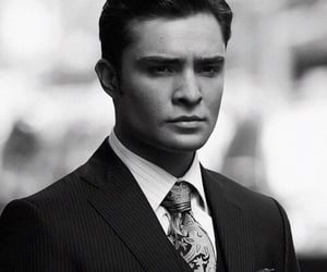 chuck bass, ed westwick, and gg image