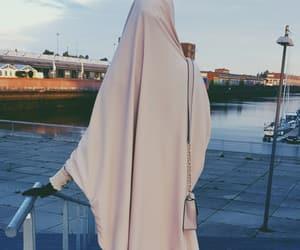hijab, veil, and jilbab image