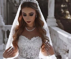 belleza, bridal, and wedding image