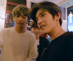 lq, taeil, and taeyong image