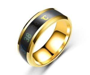 fashion ring, stainless steel ring, and ring for women image