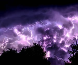 clouds, lighting, and nighttime image