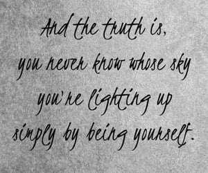 grey, light, and quote image