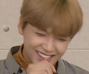 adorable, laugh, and haechan image