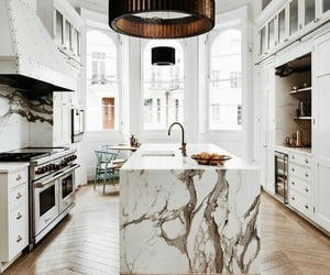 kitchen, home, and white image