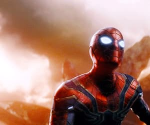 gif, peter parker, and Marvel image