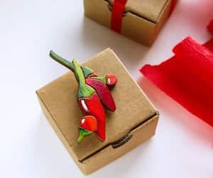 etsy, vegan gift ideas, and handpaited image