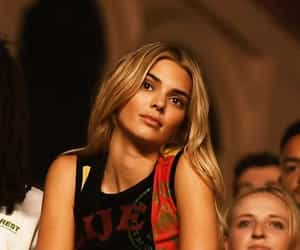 kendall jenner, model, and blonde image