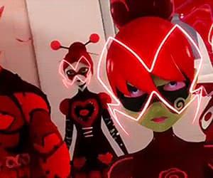 gif, ladybug, and miraculous ladybug image
