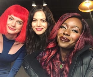 conor leslie and anna diop image