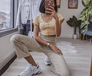 clothes, mode, and fashion image
