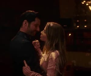 chloe, detective, and lucifer image