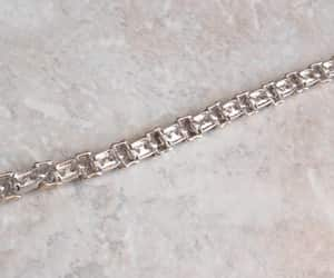 etsy, 7 8 inch bracelet, and sterling silver image