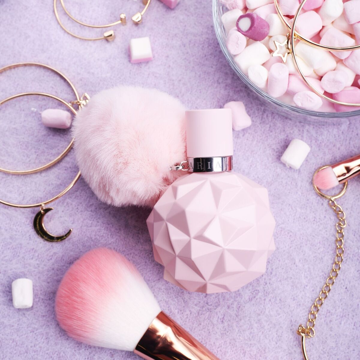 aesthetic, chanel, and flowerbomb image