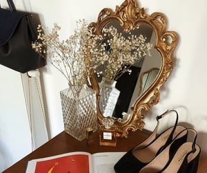 decor, shoes, and room image