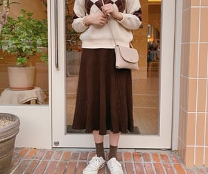 aesthetic, clothes, and korean girl image