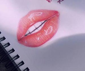 art, kiss, and kissing image