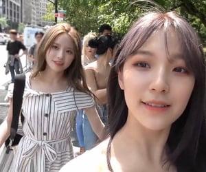 hayoung, jiheon, and hayoung lq image