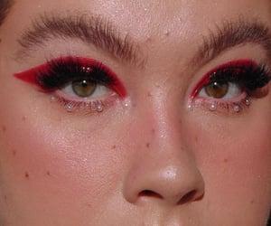aesthetic, beauty, and eyes image