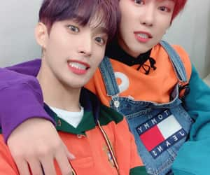 dino, jun, and Seventeen image