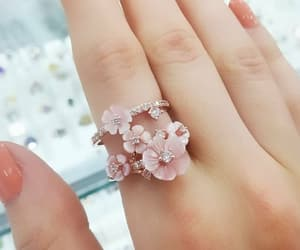 ring, beauty, and fashion image