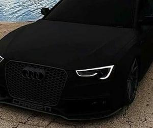 autos, negro, and dark image