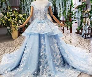 ball gown, wedding dresses, and quinceanera dresses image