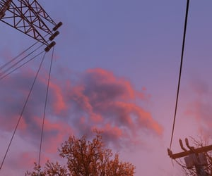 clouds, dreamy, and fallout image