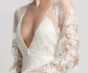 beautiful, weddings, and bridal image