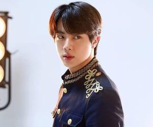 army, k-pop, and seokjin image