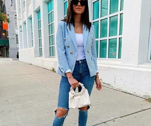 casual style, dressed down, and weekend look image