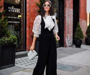 New York Fashion Week, nyfw, and overalls image