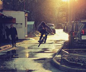 boy, bike, and bmx image