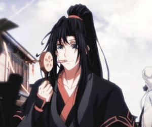anime, anime boys, and gif image