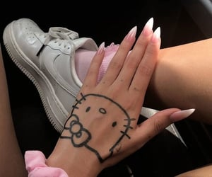 accessories, girly, and nails image