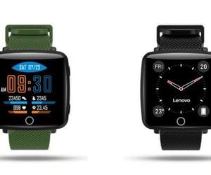tech, watch, and technology image