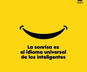idioma universal and la sonrisa image