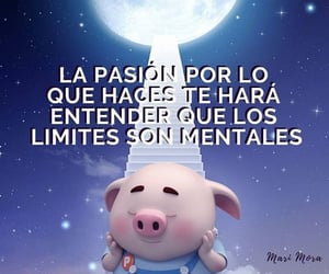 mente, frases español, and actitud image