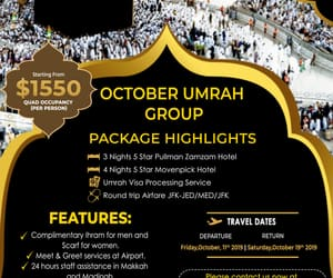 group, october, and umrah image