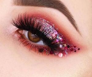 eye, girl, and inspiration image