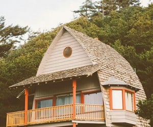 beautiful nature, hut, and nature image