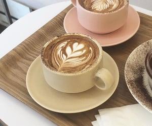 cafe, minimal, and coffee image