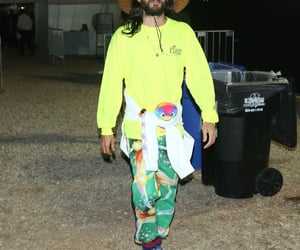 30 seconds to mars, vocalist, and jared leto image