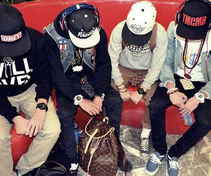 swag, ymcmb, and obey image