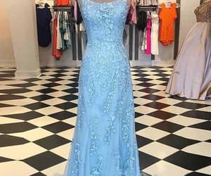 ball gowns, prom dress 2019, and prom dress long image