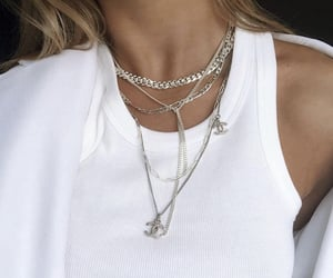 accessories, blonde, and chanel image
